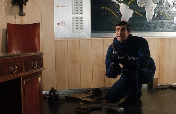 George Lazenby as Agent 007 in On Her Majesty's Secret Service, one of the films included in The Ultimate James Bond Collection (Photo: MGM & Fox)