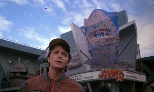 Michael J. Fox in Back to the Future Part II (Photo: Universal)