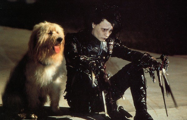 Johnny Depp in Edward Scissorhands (Photo: Fox)