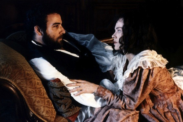 Mandy Patinkin and Judy Davis in Impromptu (Photo: Olive Films & MGM)