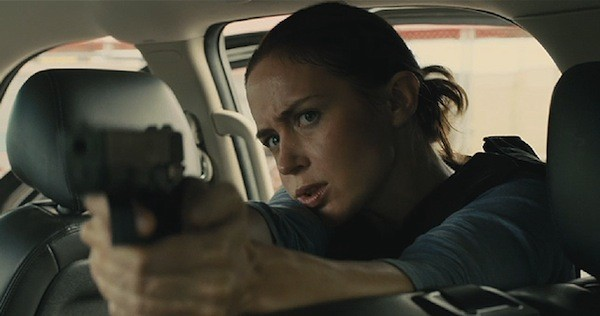 Emily Blunt in Sicario (Photo: Lionsgate)