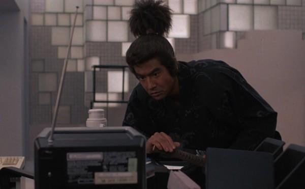 Hiroshi Fujioka in Ghost Warrior (Photo: Shout! Factory)