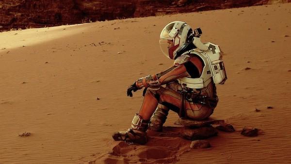 Matt Damon in The Martian (Photo: Fox)