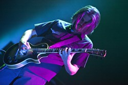 Tool guitarist Adam Jones