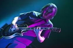 Tool guitarist Adam Jones