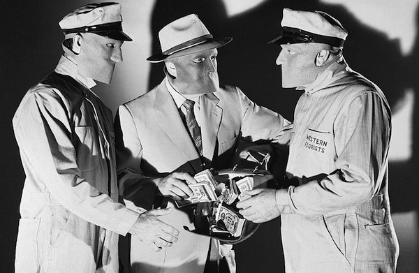 Kansas City Confidential (Photo: The Film Detective)