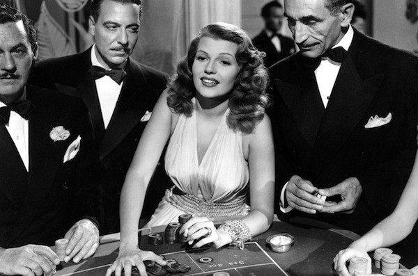 Rita Hayworth in Gilda (Photo: Criterion)