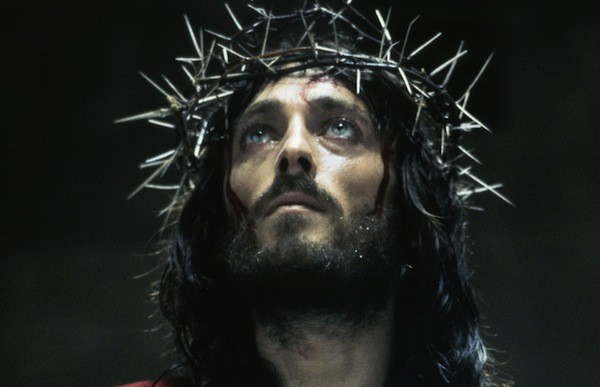Robert Powell in Jesus of Nazareth (Photo: Shout! Factory & ITV)