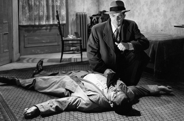 Dana Andrews in Where the Sidewalk Ends (Photo: Twilight Time)