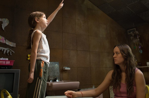 Jacob Tremblay and Brie Larson in Room (Photo: Lionsgate)