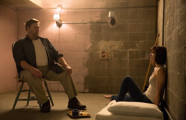 John Goodman and Mary Elizabeth Winstead in 10 Cloverfield Lane (Photo: Paramount)