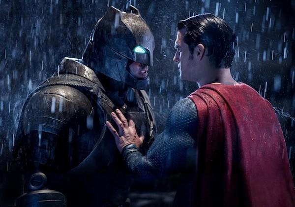 Ben Affleck and Henry Cavill in Batman v Superman: Dawn of Justice (Photo: Warner Bros.)