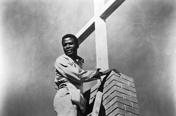 Sidney Poitier in Lilies of the Field (Photo: Twilight Time)