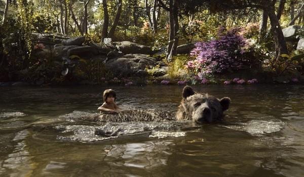 Neel Sethi in The Jungle Book (Photo: Disney)