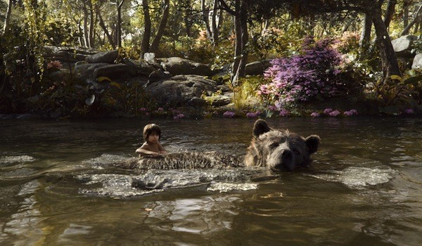 Neel Sethi in The Jungle Book (Photo: Disney)