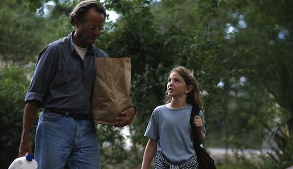 Peter Fonda and Vanessa Zima in Ulee's Gold. (Photo: Kino & Orion)