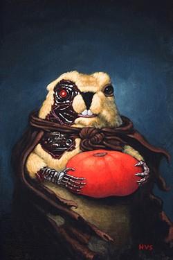 """T1 Marmot"" by Henry Schreiber"