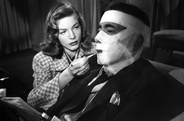 Lauren Bacall and Humphrey Bogart in Dark Passage (Photo: Warner)