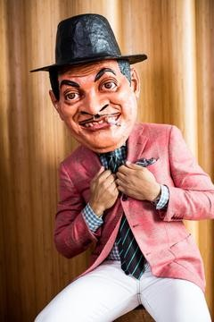 Jason Moran as Fats Waller.