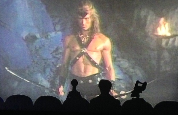 A scene from Cave Dwellers, featured in Mystery Science Theater 3000: Volume Two (Photo: Shout! Factory)