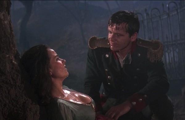 Sandra Knight and Jack Nicholson in The Terror (Photo: Film Detective)