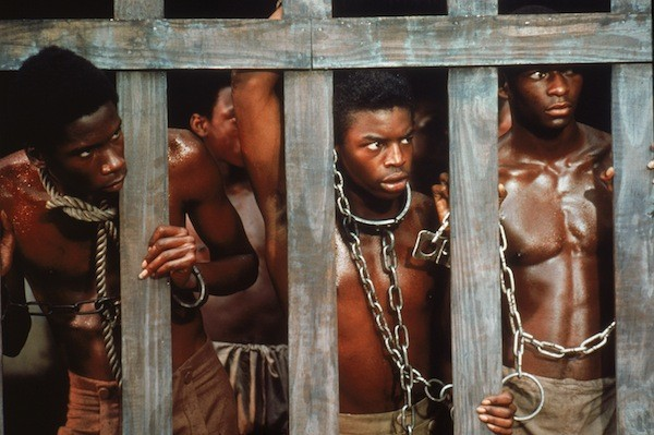 LeVar Burton (center) in Roots (Photo: Warner Bros.)
