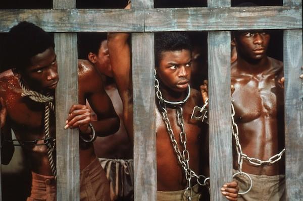 LeVar Burton (center) in Roots (Photo: Warner Bros.)