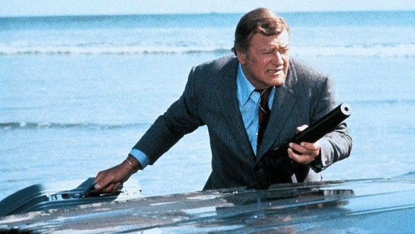 John Wayne in McQ (Photo: Warner Bros.)
