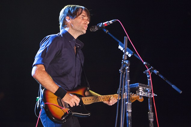 Death Cab For Cutie (Photo by Jeff Hahne)