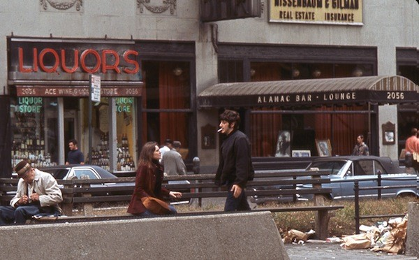 Kitty Winn and Al Pacino in The Panic in Needle Park (Photo: Twilight Time)