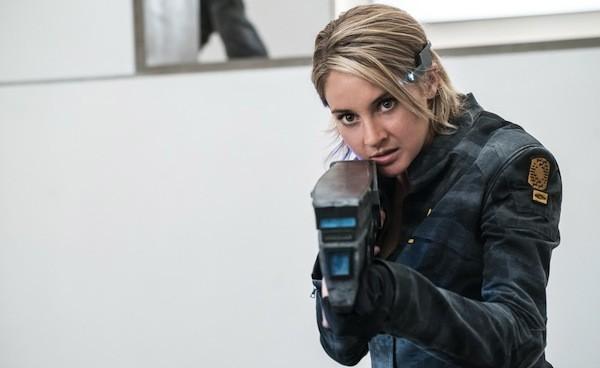 Shailene Woodley in The Divergent Series: Allegiant (Photo: Lionsgate/Summit)
