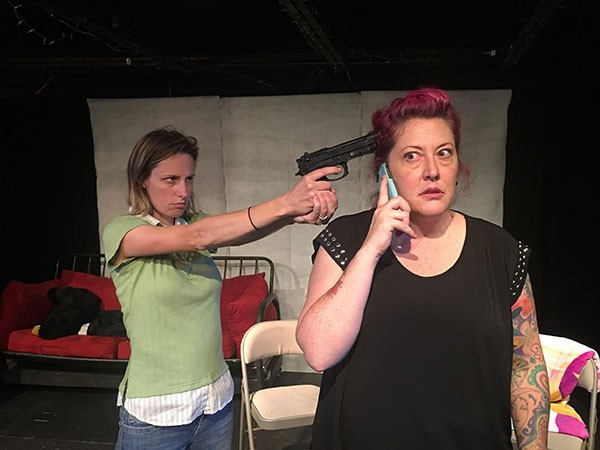 A shot from Killing Women. (Photo courtesy of Stephen Seay)
