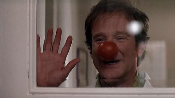 Robin Williams in Patch Adams (Photo: Universal)