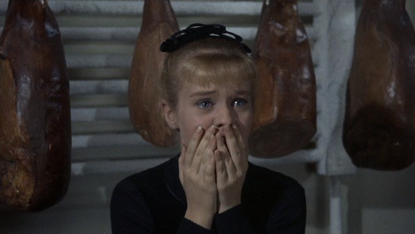 Kathy Dunn in 13 Frightened Girls (Photo: Sony)