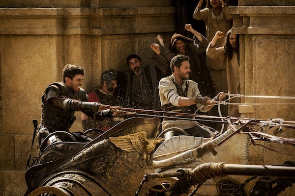 Toby Kebbell and Jack Huston in Ben-Hur (Photo: Paramount)