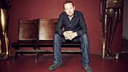 Bill Burr is at Belk Theater on Sept. 9. (Photo credit: Koury Angelo)