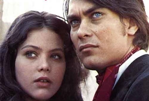 Ornella Muti and Alessio Orano in La Moglie Piú Bella (The Most Beautiful Wife) (Photo: Twilight Time)