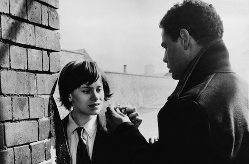 Rita Tushingham and Paul Danquah in A Taste of Honey (Photo: Criterion)