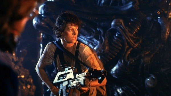 Sigourney Weaver in Aliens (Photo: Fox)