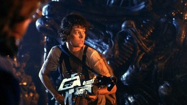 Sigourney Weaver in Aliens (Photo: Fox)