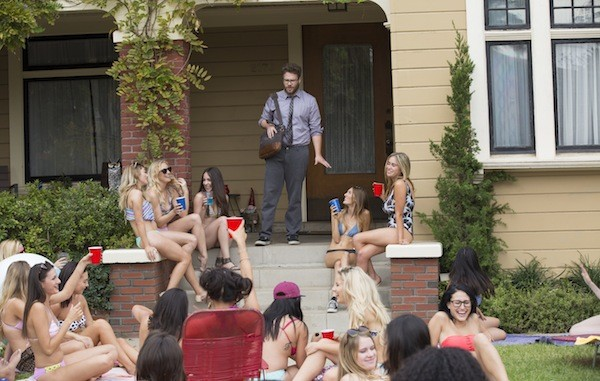 Seth Rogen in Neighbors 2: Sorority Rising (Photo: Universal)