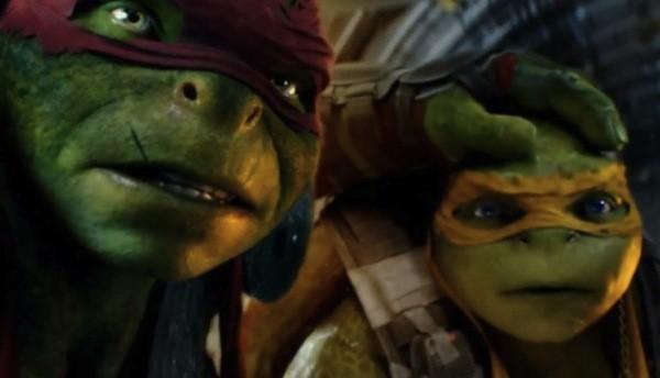 Teenage Mutant Ninja Turtles: Out of the Shadows (Photo: Paramount)