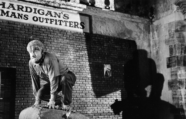 Lon Chaney Jr. in Frankenstein Meets the Wolf Man (Photo: Universal)