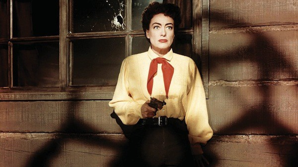 Joan Crawford in Johnny Guitar (Photo: Olive Films & Paramount)