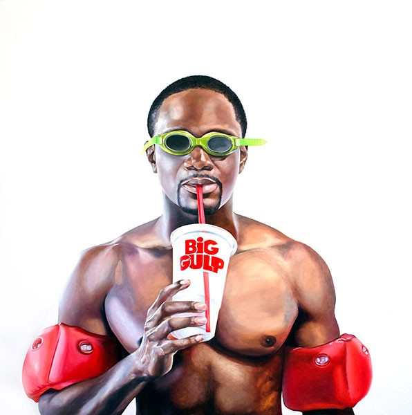 "Charles Williams' ""Big Gulp"""