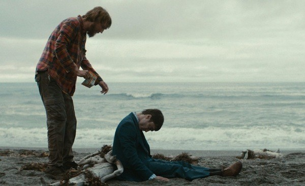 Paul Dano and Daniel Radcliffe in Swiss Army Man (Photo: A24 & Lionsgate)