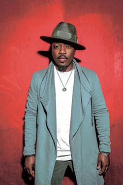 Anthony Hamilton - PHOTO BY LEANN MUELLER
