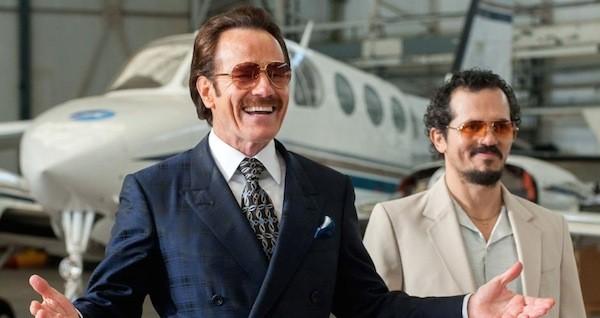 Bryan Cranston and John Leguizamo in The Infiltrator (Photo: Broadgreen)