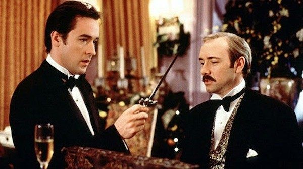 John Cusack and Kevin Spacey in Midnight in the Garden of Good and Evil (Photo: Warner)