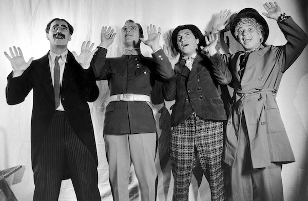The Marx Brothers in Duck Soup (Photo: Universal)